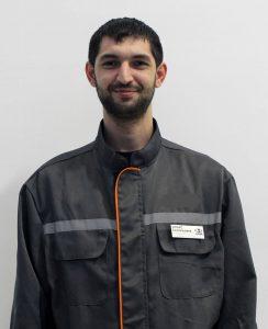 Ильяс Балакишиев - Менеджер ОЗЧ