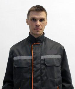 Михаил Гагаринов - Техник ОП и сервиса