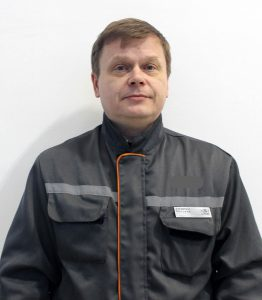 Андрей Мотохов - Зам. руководителя СТО