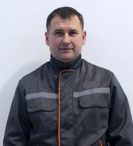 Олег Яновский - Шефмеханик