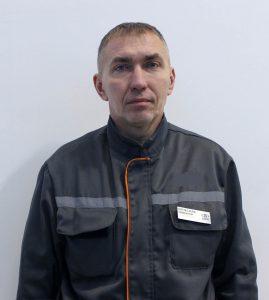 Вячеслав Шарапов - Руководитель ОЗЧ